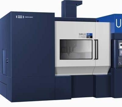 VERTICAL CNC MACHINING CENTER   SIRIUS-UX