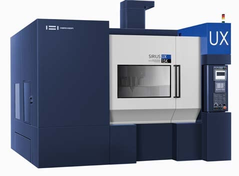 VERTICAL CNC MACHINING CENTER | SIRIUS-UX