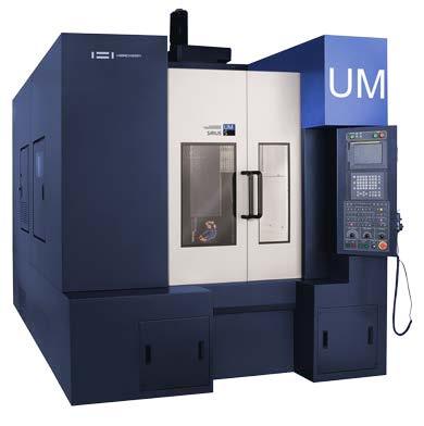 VERTICAL CNC MACHINING CENTER | SIRIUS-UM