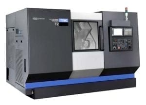 MULTI-AXIS CNC TURNING CENTER | T2
