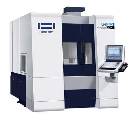 VERTICAL CNC MACHINING CENTER | UH500