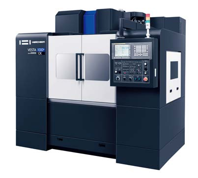 VERTICAL CNC MACHINING CENTER | VESTA-1000+