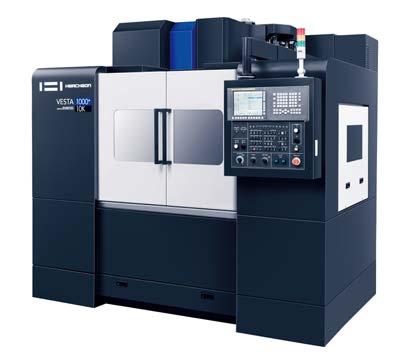 VERTICAL CNC MACHINING CENTER | VESTA-1000+