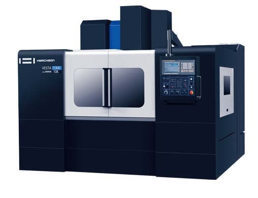 VERTICAL CNC MACHINING CENTER | VESTA-1300