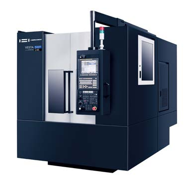 VERTICAL CNC MACHINING CENTER | VESTA-500T