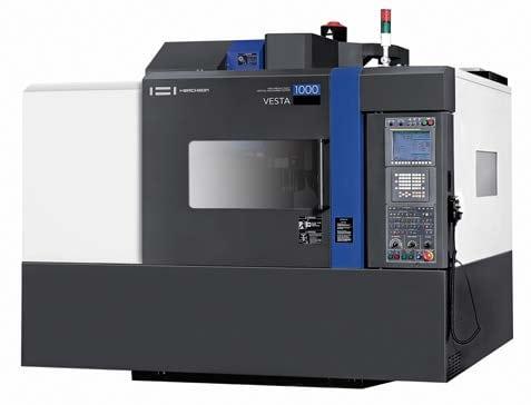 VERTICAL CNC MACHINING CENTER | VESTA-660