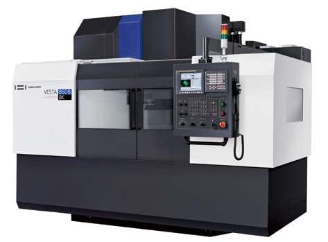VERTICAL CNC MACHINING CENTER | VESTA-850B