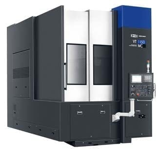 VERTICAL CNC TURNING CENTER | VT-1150+