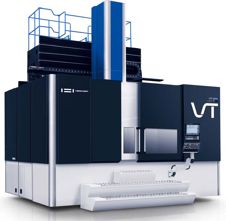 VERTICAL CNC TURNING CENTER | VT 2000