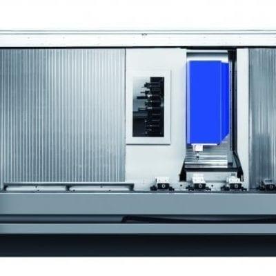 TRAVELLING COLUMN CNC MACHINING CENTER   Hirex 4000