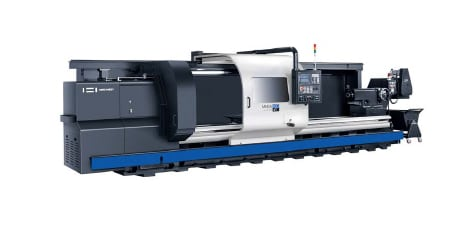 FLAT BED CNC TURNING CENTER | MEGA-100