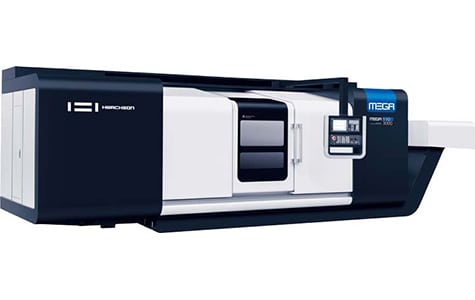 FLAT BED CNC TURNING CENTER | MEAGA-110