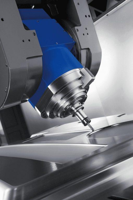 5-AXIS MACHINING CENTER | SIRIUS-2500 5AX