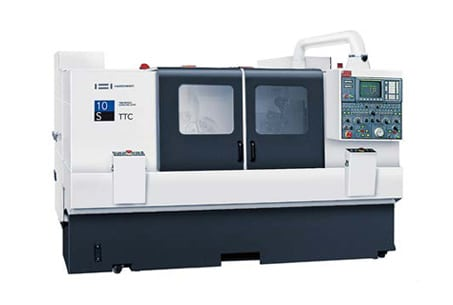 TWIN SPINDLE CNC LATHE | TTC-10