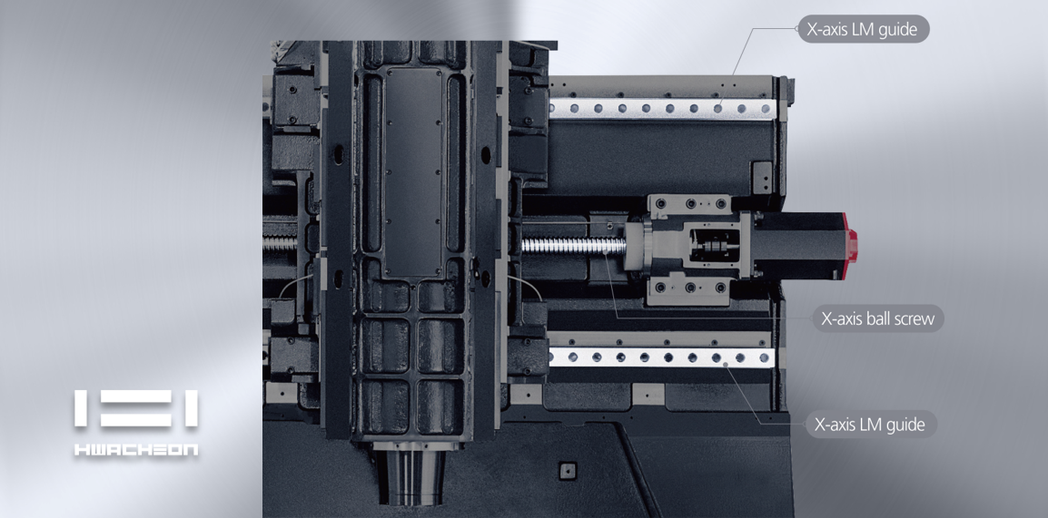 Bearings And Spindle Design Hwacheon