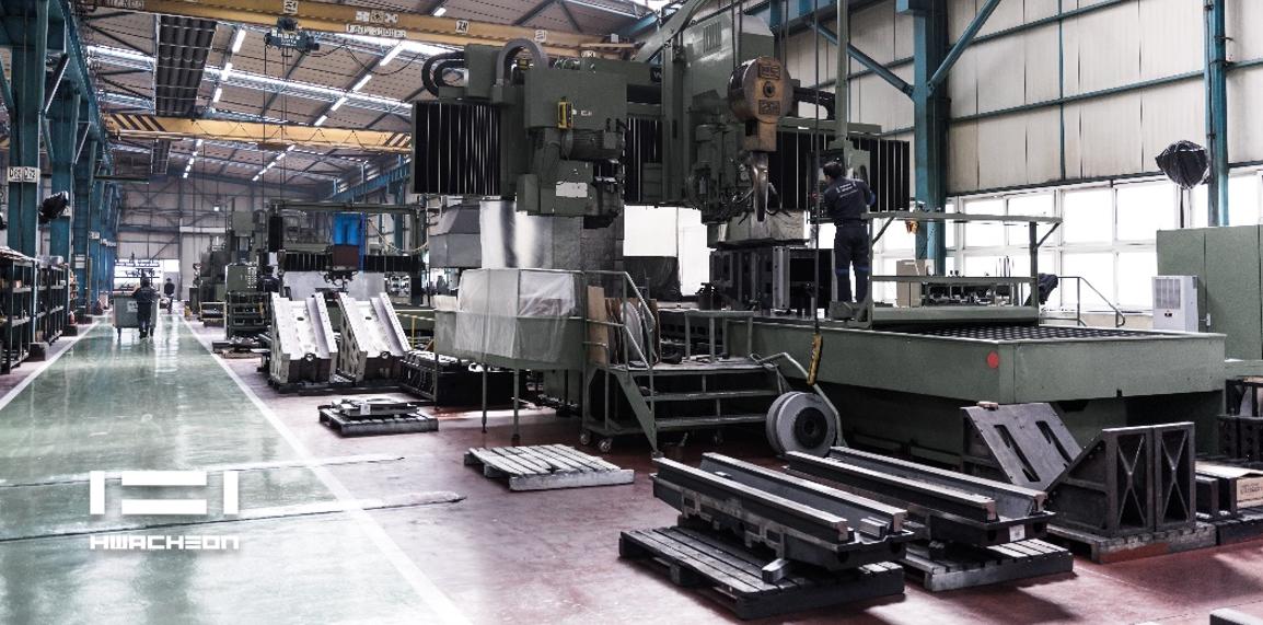 CNC Machine Tools Mother Machines