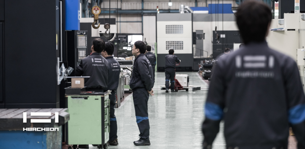 CNC Machine Workers